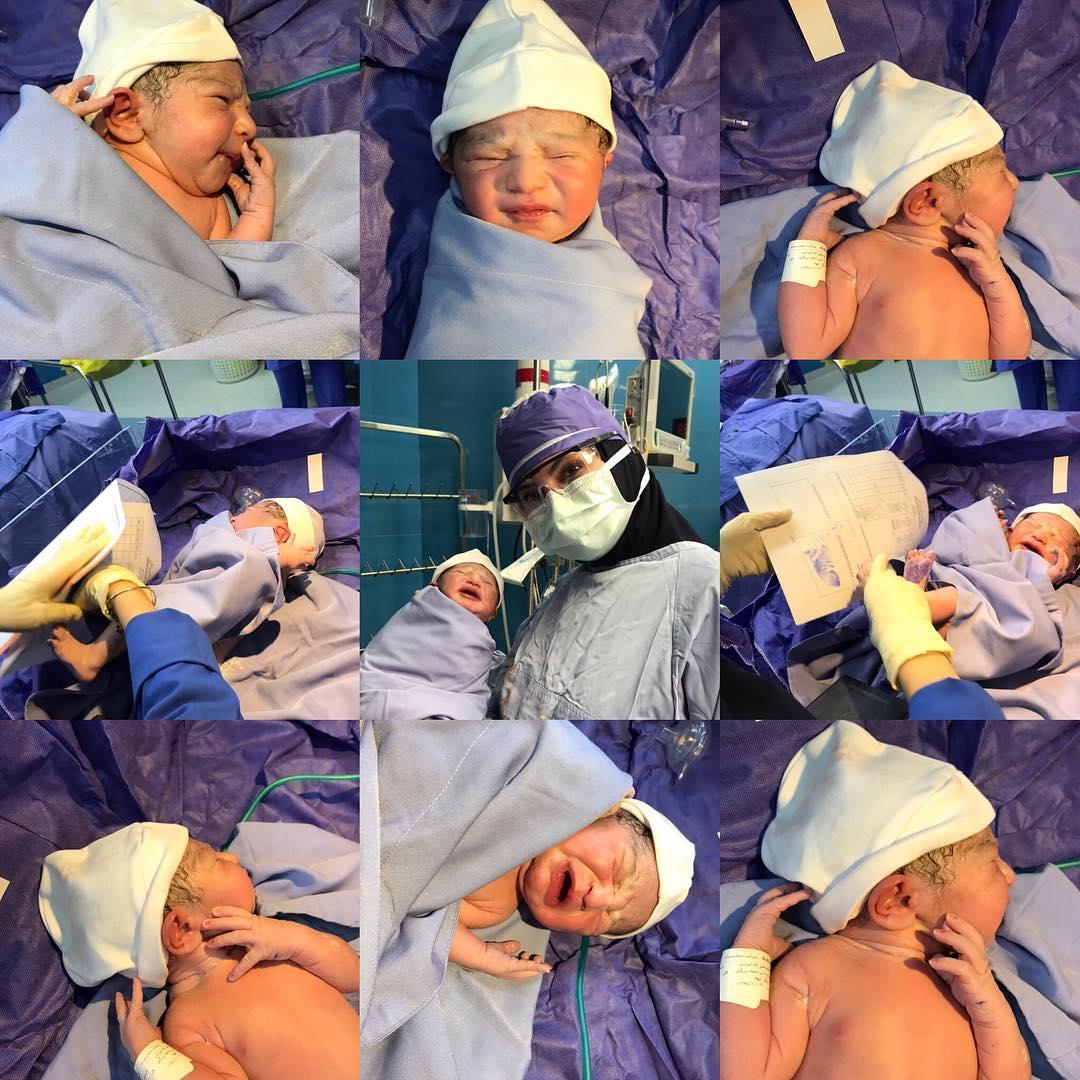 زایمان دکتر الهه ثناگو جراح و متخصص زنان زایمان و نازایی